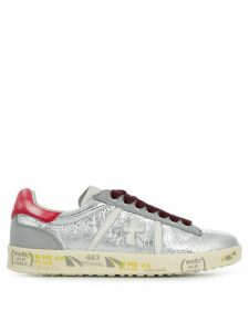 White Premiata andy sneakers - SILVER
