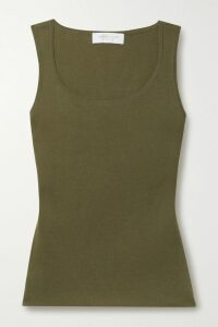 Handvaerk - Pima Cotton-jersey Top - Antique rose