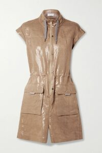 Altuzarra - Nicoletta Cotton-blend Sweater - Orange