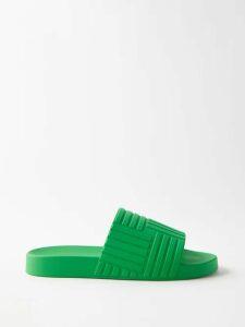 Denis Colomb - Tie-waist Linen Dress - Womens - Navy