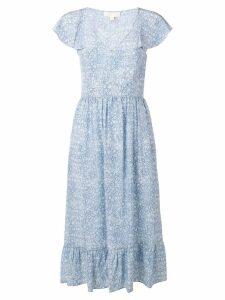 Michael Michael Kors floral summer dress - Blue
