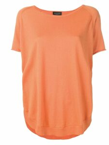 Roberto Collina classic T-shirt - Orange