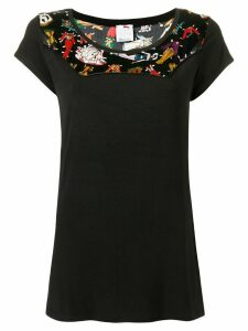 Ultràchic cowgirl T-shirt - Black