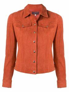 Stouls Samuel jacket - Brown