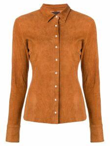 Stouls Garret shirt - Brown