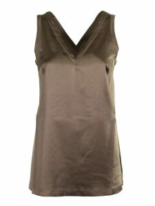 Brunello Cucinelli V-neck Tank Top