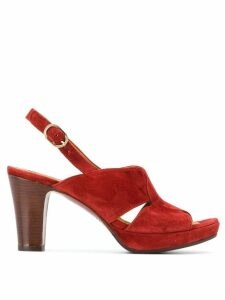 Chie Mihara Eskol sandals - Red