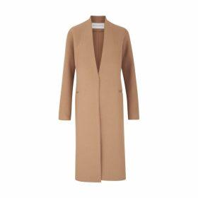 Amanda Wakeley Astrid Camel Tailored Coat