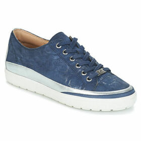 Caprice  BUSCETI  women's Shoes (Trainers) in Blue