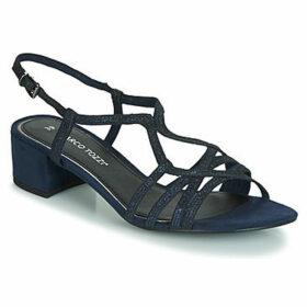 Marco Tozzi  TROUDILOU  women's Sandals in Blue