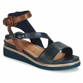 Tamaris  EDA  women's Sandals in Blue