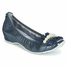 Mam'Zelle  FICA  women's Shoes (Pumps / Ballerinas) in Blue