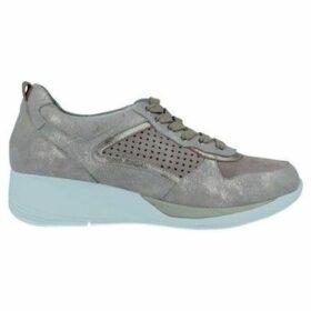 Carmela  Carmela 66714 Sneakers Urbanos de Mujer  women's Shoes (Trainers) in Yellow