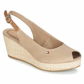 Tommy Hilfiger  ELBA 39D2  women's Sandals in Beige