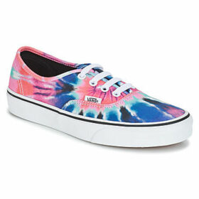 Vans  AUTHENTIC  women's Shoes (Trainers) in Multicolour