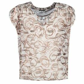 Ikks  BN11155-12  women's Blouse in Beige