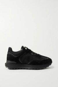 Anna Mason - Stella Floral-print Cotton-poplin Wrap Dress - Red