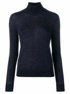 N.Peal fine knit jumper - Blue