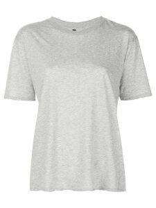 UNRAVEL PROJECT distressed skate T-shirt - Grey