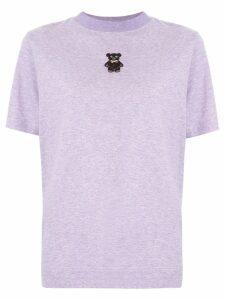 Tu es mon TRÉSOR Bear T-shirt - PURPLE