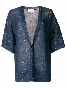 Snobby Sheep flare styled cardigan - Blue
