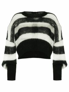 Taylor Abbreviate sweater - Black