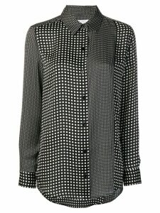 Equipment all-over print shirt - Black