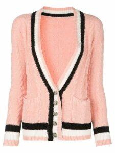 Morgan Lane Kelsey cardigan - PINK