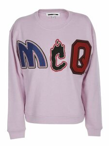McQ Alexander McQueen Embroidered Sweatshirt