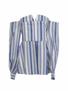 Jovonna Bergamot Striped Shirt