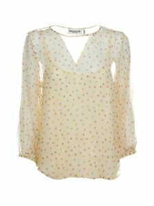 Essentiel Antwerp Polka Dot Top