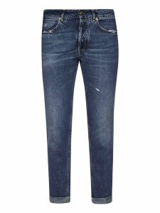 Golden Goose Distressed Detail Jeans