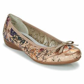 Rieker  SLETANA  women's Shoes (Pumps / Ballerinas) in Multicolour