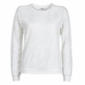 Kaporal  BAKEN  women's Sweatshirt in White
