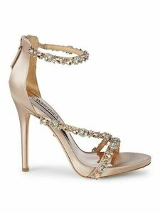 Quest Crystal Embellished Sandals
