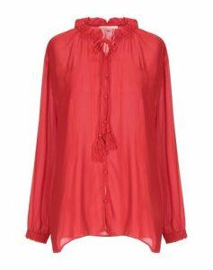 MAJE SHIRTS Shirts Women on YOOX.COM