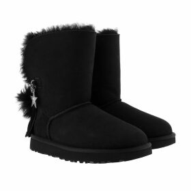 UGG Boots & Booties - W Classic Charm Boot Black - black - Boots & Booties for ladies