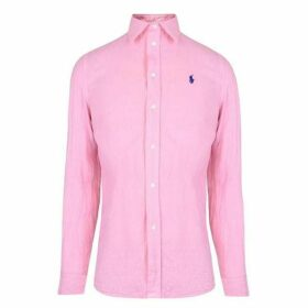 Polo Ralph Lauren Linen Long Sleeve Shirt