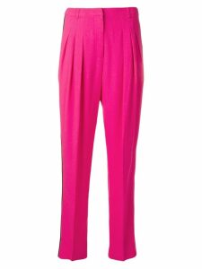 Emanuel Ungaro Pre-Owned 1980's tapered trousers - Pink