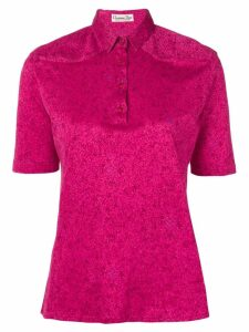 Christian Dior Pre-Owned 1970's polo shirt - PINK