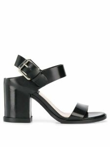 Premiata buckled sandals - Black