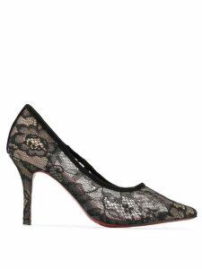 Loveless lace pumps - Black