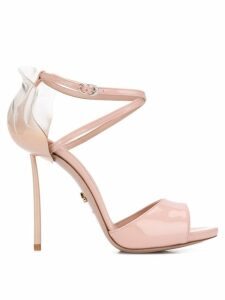 Le Silla Petalo sandals - NEUTRALS