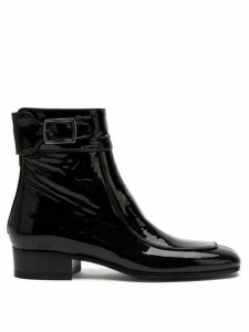 Saint Laurent Miles boots - Black