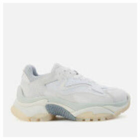 Ash Women's Addict Chunky Runner Style Trainers - White
