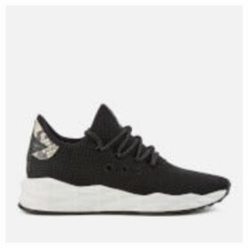 Ash Women's Star Dust Knit Runner Style Trainers - Black