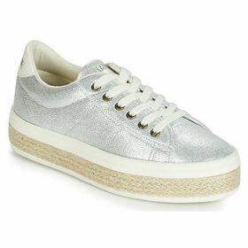No Name  MALIBU  women's Shoes (Trainers) in Silver