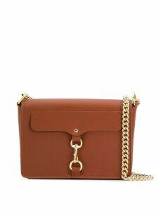 Rebecca Minkoff MAB flap cross body bag - Brown