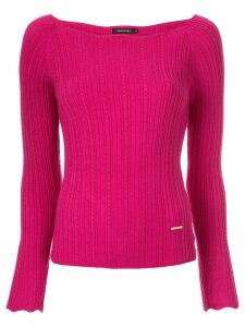 Loveless ribbed jumper - Pink