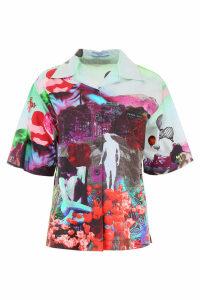 Prada Printed Bowling Shirt